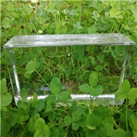 厂家直销常年供应透明实心玻璃砖