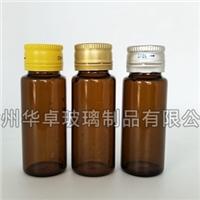 华卓专业供应新型管制螺口玻璃瓶 管制口服液瓶亮点