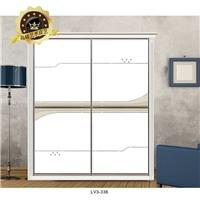 密度板推拉门衣柜板材扣手系列