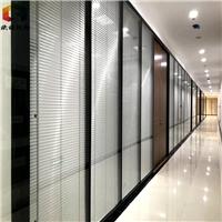 青岛城区办公室高隔间推荐玻璃隔断