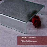 供应各种规格U型玻璃 专注U型玻璃生产