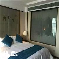 酒店工程调光玻璃 汇驰通电玻璃图片