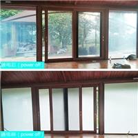 重庆调光玻璃智能雾化玻璃幕墙隔断