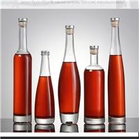 玻璃瓶酒瓶红酒瓶高档玻璃瓶