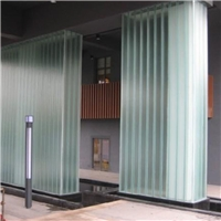 厂家直销U型玻璃  槽型玻璃 建筑外墙玻璃