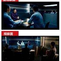 贵州单向透视玻璃辨认室单透玻璃厂