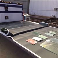 EVA胶片玻璃夹胶炉  玻璃生产设备  夹胶玻璃机械