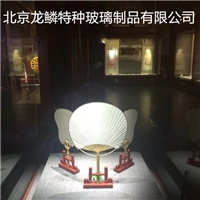 博物馆用无反射玻璃  无反光高透玻璃