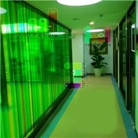 上海办公贴膜 玻璃隔热膜玻璃镜面膜防爆膜上门安装