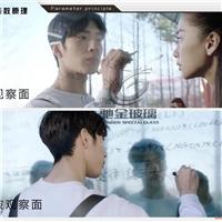 广东审讯室单向透视玻璃防爆单向透视玻璃