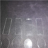 定制改切2.0mm超白浮法玻璃