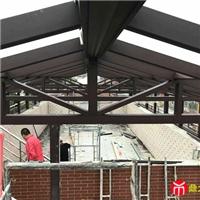 合肥钢化玻璃房安装专业靠谱不漏水推荐鼎力
