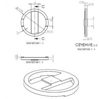 东莞采购-真空密封晶体谐振器玻璃配件