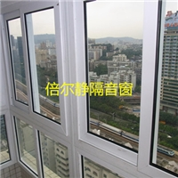 无锡隔音窗正品5层SGP隔音玻璃