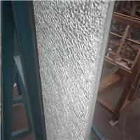 江门双钢化夹胶玻璃 双层PVB玻璃 护栏玻璃