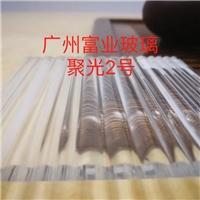 广州富业玻璃金晶超白聚光2号