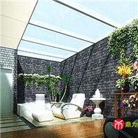 合肥很好的一家玻璃阳光房厂家订制屋顶阳光房