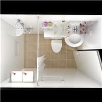 供应宾馆整体卫浴、海尔浴室、整体卫生间