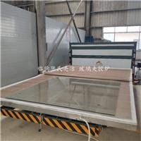 生产夹胶玻璃设备