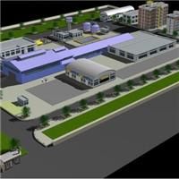 南京佰盛提供  玻璃工厂设计