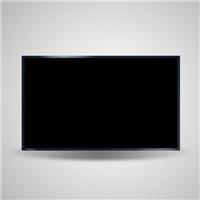 82寸超大透明屏-可触摸显示屏人工智能