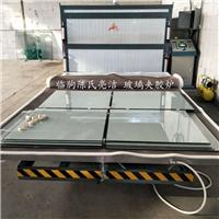 夹胶玻璃设备产量高