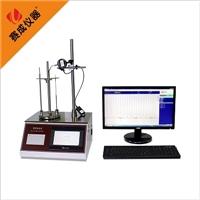 CHY-G钠钙玻璃管制口服液体瓶壁厚测厚仪标准方法