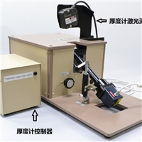 应力测试仪加装激光测厚功能 盖板行业先行者