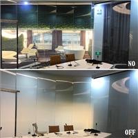广州办公室装饰调光玻璃