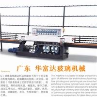 8磨头玻璃直线磨边机功能介绍