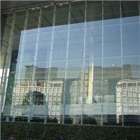 超大年夜板钢化玻璃修建外墙玻璃