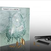 贵州防弹玻璃PVB防弹玻璃24-30mm厚