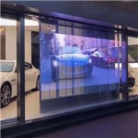 透明led幕墙屏