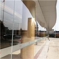 15mm19mm超白钢化4s店幕墙玻璃