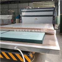 四层夹胶炉夹层玻璃生产线