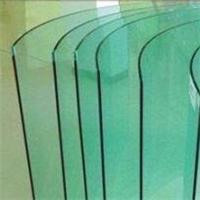 甘肃定西供应5mm弯钢化玻璃