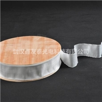 武汉鑫友泰供应石英玻璃纤维带石英玻璃纤维布