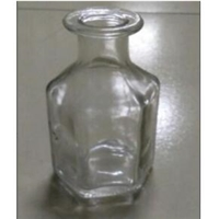 青岛采购-小六边形玻璃花瓶