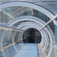 热弯玻璃,弧形玻璃,中空热弯弧形玻璃