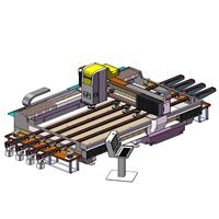 全新智能CNC加工中心/全新智能玻璃CNC加工中心