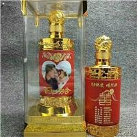 贵州高端婚庆定制茅台酒UV打印机