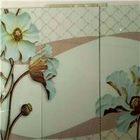 株洲瓷砖背景墙uv浮雕印花机