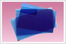 供应宝石蓝福特蓝威海蓝深蓝色玻璃及镀膜玻璃