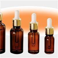 徐州誉华玻璃瓶厂家供应优质棕色玻璃精油瓶