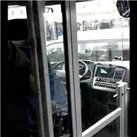 公交司机防护门_铝合金防护门定制厂家