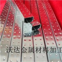 厂家直供,11.5A中空玻璃铝隔条,高频焊中空玻璃铝隔条