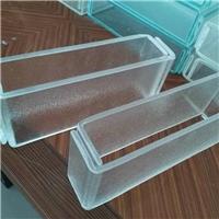 U型玻璃厂家批量供应