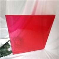 广州卓越特种玻璃夹层艺术玻璃夹丝夹画夹色彩渐变玻璃