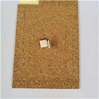 河北软木垫厂家供给玻璃软木垫规格齐备带胶1.5mm