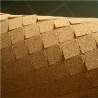 软木垫厂家直营玻璃软木垫PVC泡棉软木垫5+1mm